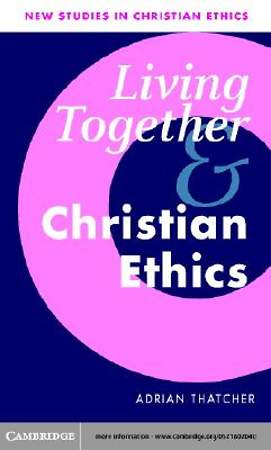 Living Together and Christian Ethics [Adobe Ebook]