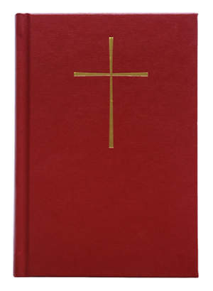 Selections from the Book of Common Prayer Spanish-English