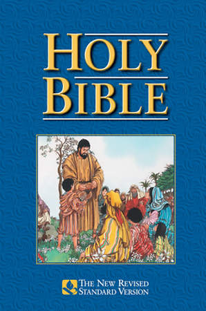 New Revised Standard Version Children`s Bible