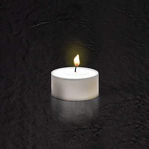 Tea Lights Disposable (Package of 144)