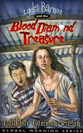 Lydia Barnes and the Blood Diamond Treasure