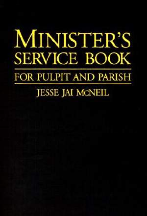 Minister`s Service Book