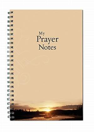My Prayer Notes