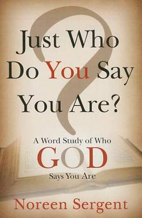 Just Who Do You Say You Are [ePub Ebook]