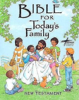 Bible NT for Todays Family Large Print
