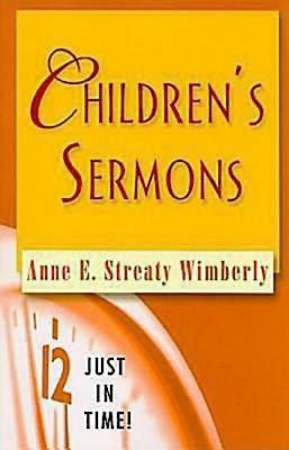 Just in Time! Children's Sermons - eBook [ePub]