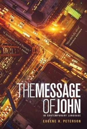 The Message Gospel of John [ePub Ebook]