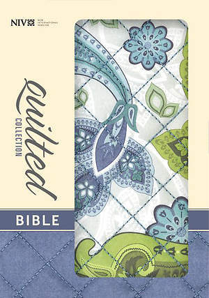 NIV Quilted Collection Bible, Compact