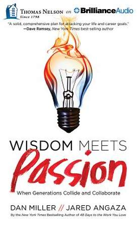 Wisdom Meets Passion Audiobook - CD