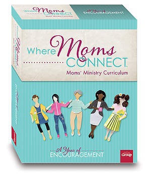 Where Mom's Connect Ministry Curriculum - Kit