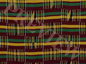Download Still Kente Cloth Close Up
