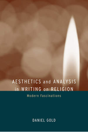Aesthetics and Analysis in Writing on Religion [Adobe Ebook]