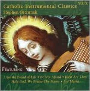 Catholic Instrumental Classics Volume 10