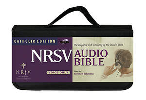 Audio Bible-NRSV-Catholic Edition