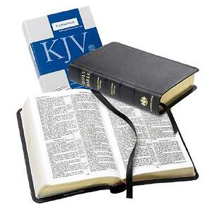 Personal Concord Reference Bible-KJV