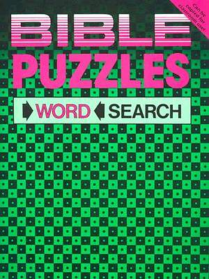 Bible Puzzles and Word Search