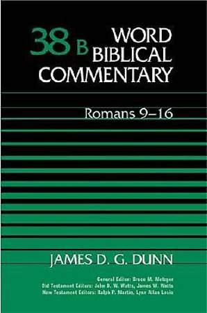 Word Biblical Commentary Romans 9-16