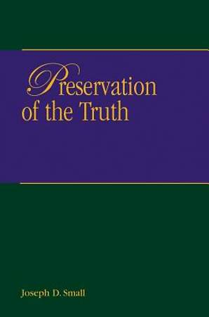 Preservation of Truth