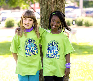 Concordia VBS 2015 Camp Discovery True North T Shirt, Child M