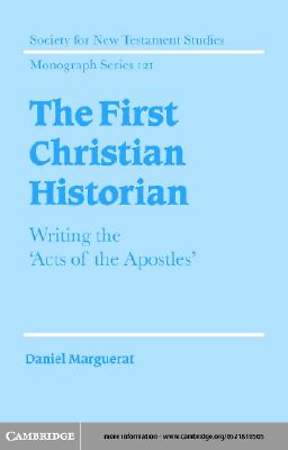 The First Christian Historian [Adobe Ebook]