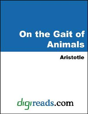 On the Gait of Animals [Adobe Ebook]