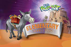 Standard VBS 2015 Blast to the Past Elementary Student Book