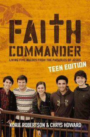 Faith Commander Teen Edition with DVD