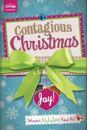 Contagious Christmas Women`s Holiday Event Kit
