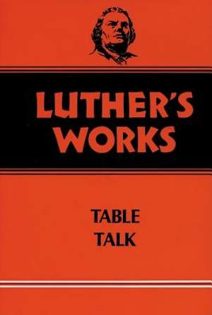 Luther's Works # 54