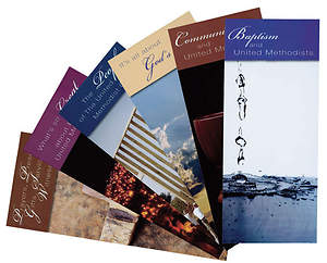 United Methodist Brochures Sample Pack (Set of 6)