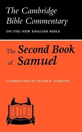 The Second Book of Samuel