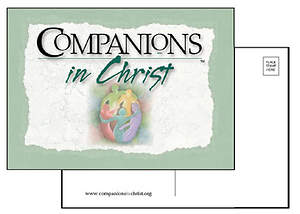 Companions in Christ Postcard (Package of 25)