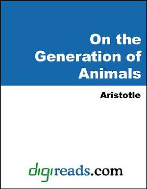 On the Generation of Animals [Adobe Ebook]