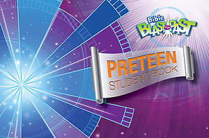 Standard VBS 2015 Blast to the Past PreTeen Student Book