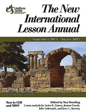 The New International Lesson Annual 2014-2015 - eBook [ePub]