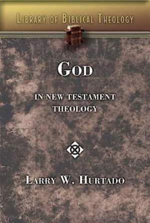God in New Testament Theology - eBook [ePub]