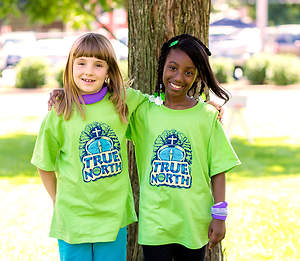 Concordia VBS 2015 Camp Discovery True North T Shirt, Child L