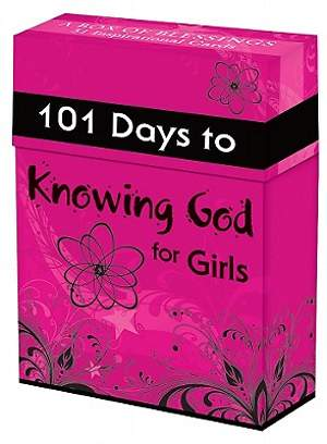 101 Days- Knowing God for Girls