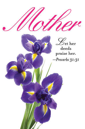 Iris Mother's Day Bulletin 2013, Regular (Package of 50)