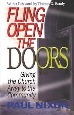 Fling Open the Doors