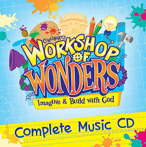 Vacation Bible School (VBS) 2014 Workshop of Wonders MP3 Download - Full Album - All Tracks