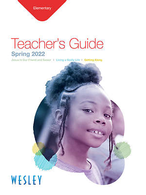 Wesley Elementary Teacher's Guide Spring 2015