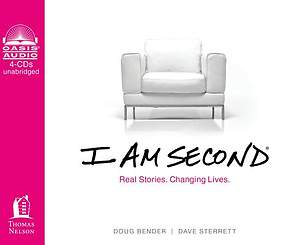 I Am Second Audioboook - CD