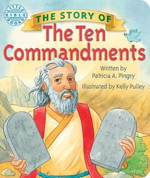 The Story of the 10 Commandments