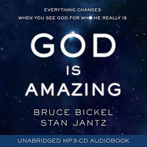 God Is Amazing Audio (CD)