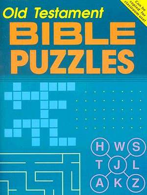 Bible Puzzles Old Testament
