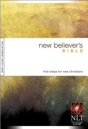 New Believer's New Living Translation Bible