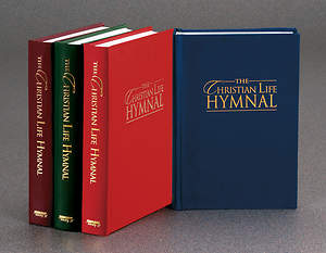 The Christian Life Hymnal Blue