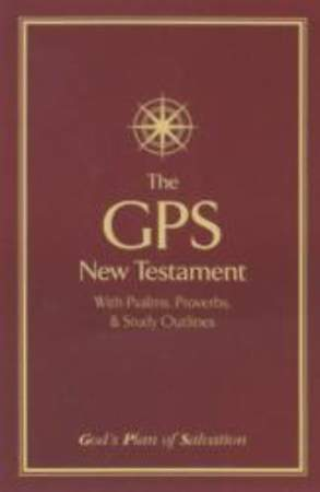 GPS New Testament with Psalms and Proverbs-KJV