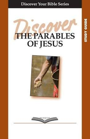 Discover the Parables of Jesus Study Guide